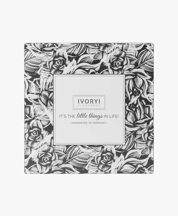 ivoryi-friends-ivoryiflowerbox-infintiy-verpackung-front-grace